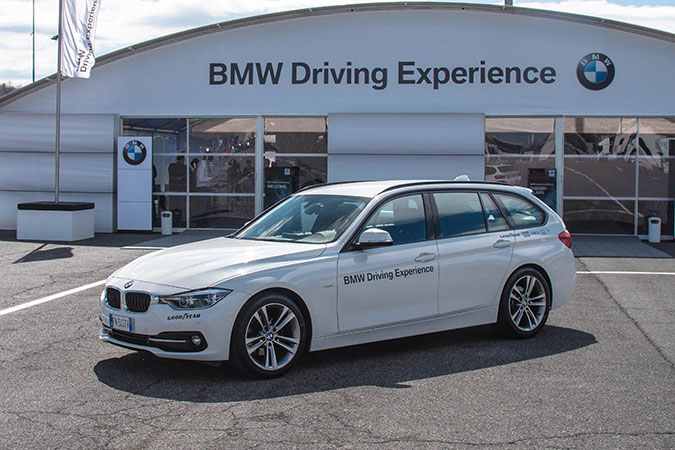BMW Serie 3 Touring 318d Sport